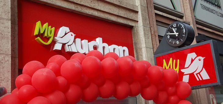 Addio Simply Myauchan Il Marchio Unico Di Auchan Debutta A