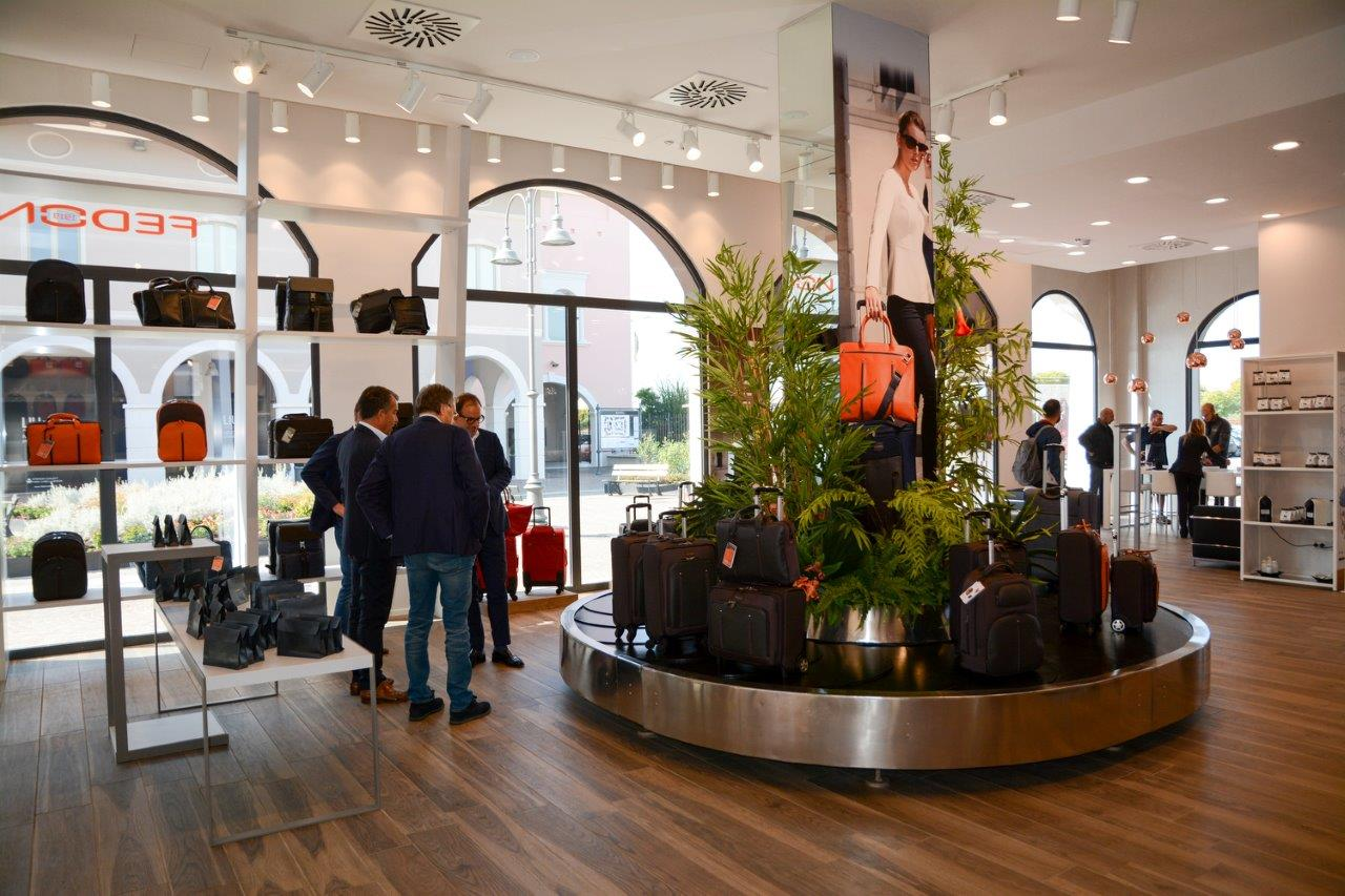 Mantova Outlet Village: inaugurato il nuovo Info Point - InStore