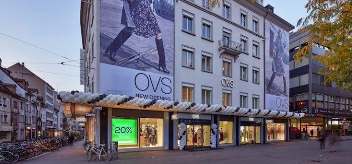 Il processo di conversone della rete Charles Vögele è in pieno corso e a  segnare questa importante operazione Ovs lancia il nuovo flagship store di  Zurigo. 63af20a9329