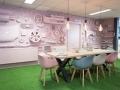 De Dames van Hurkmans - Olanda Hertogenbosch - Un concept declinato in rosa