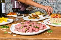 Smart Lunch- Proposta per il pranzo di singoli piatti dal menù tris