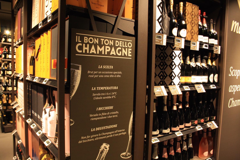 Champagne e info per i meno esperti