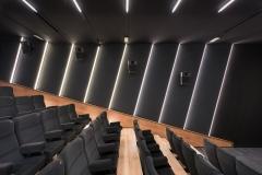 Sala 2 da 103 posti, le sedute