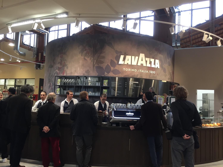 Bar Lavazza