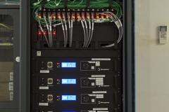 Il sistema di controllo è gestito da 5 processori digitali navigator