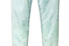 Jeans slavati