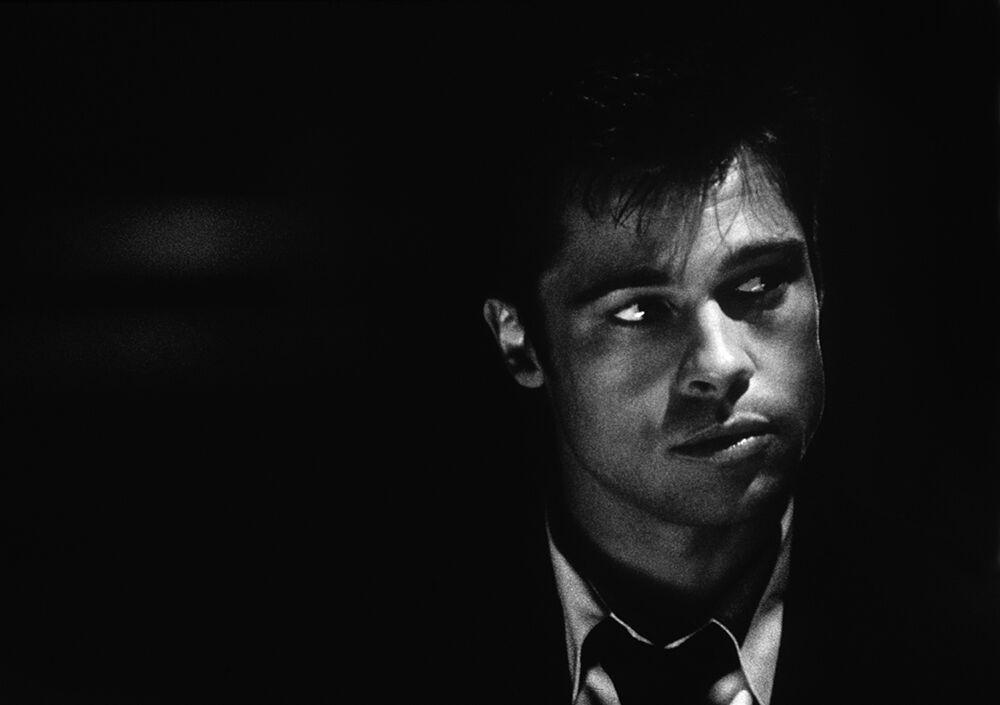 Brad Pitt, in Sleepers