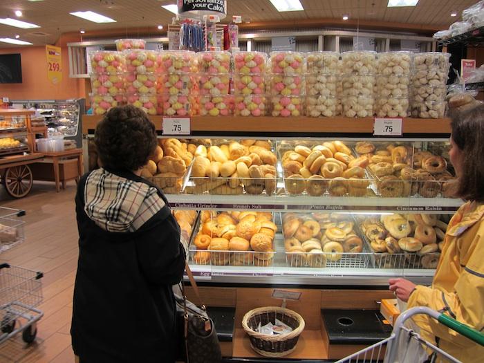 corner bread